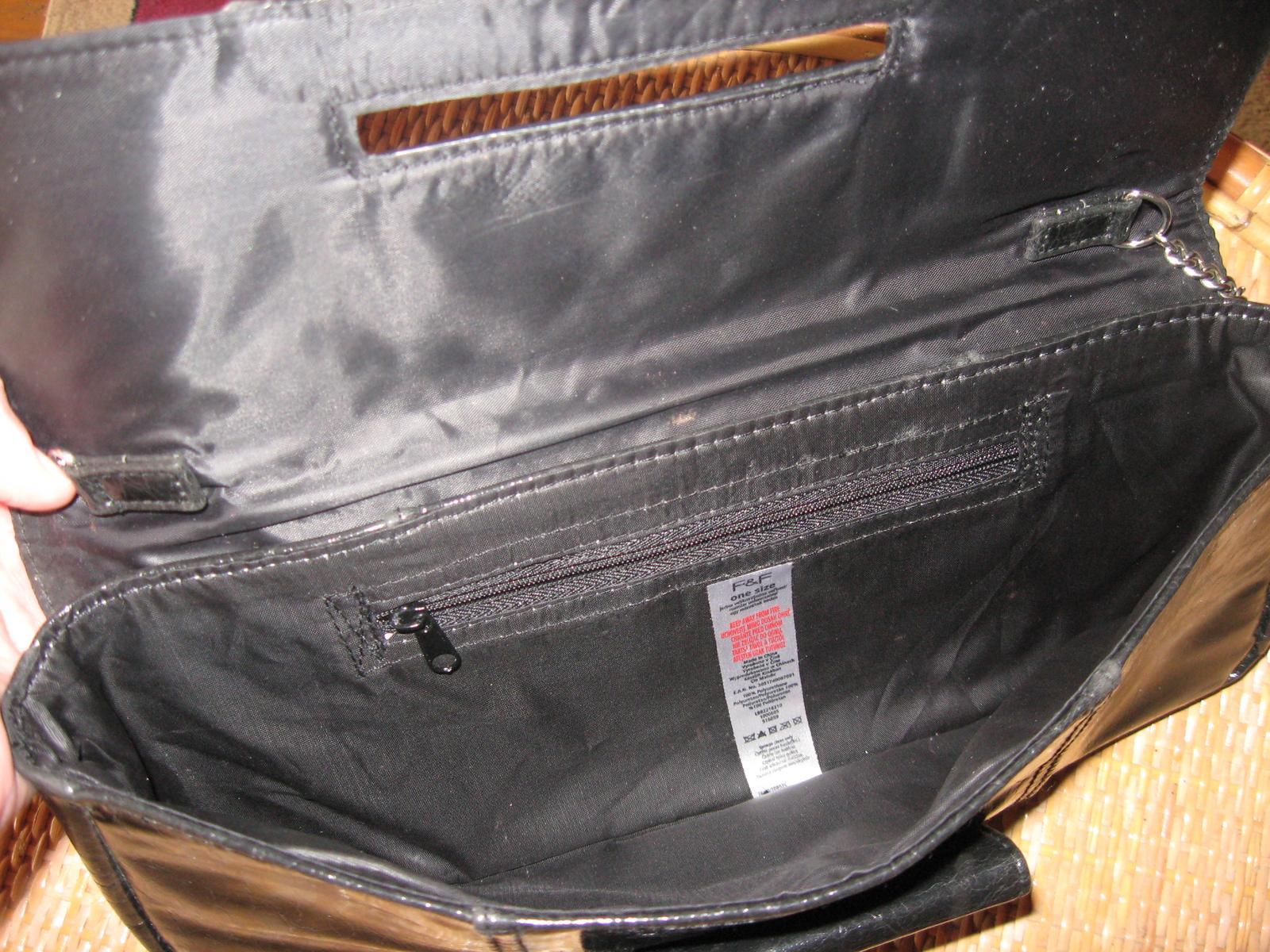 Lakovaná kabelka - Obrázok č. 2