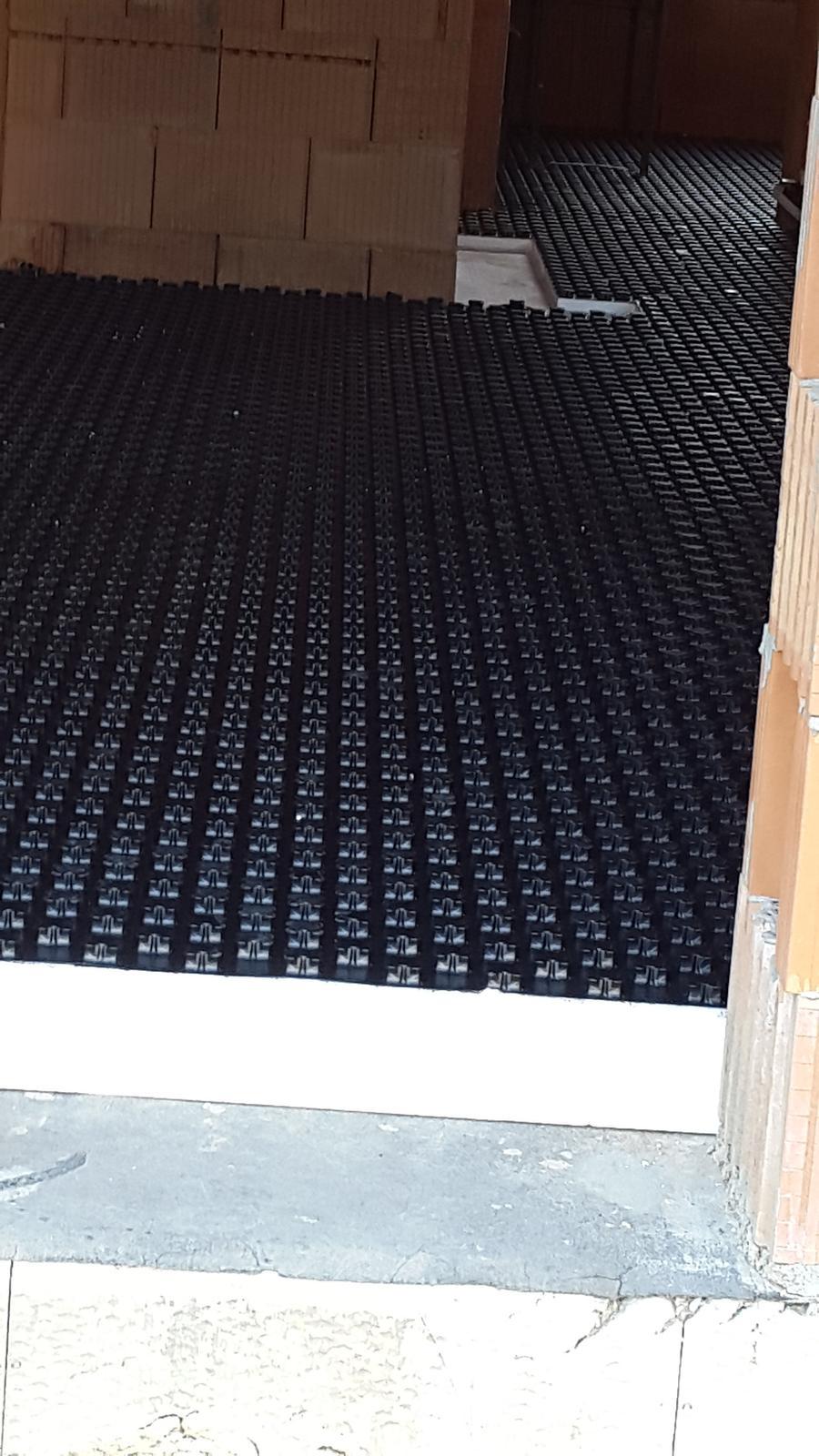 Náš APPA Pult podlahové kúrenie príprava prízemie - Obrázok č. 25