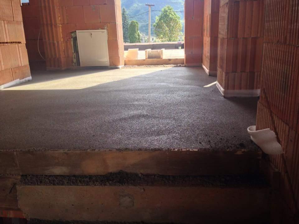 Náš APPA Pult cementový poter na podlahovke - Obrázok č. 2