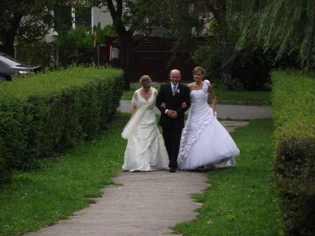 Lucka + Branko{{_AND_}}Janka + Michal - Hrdy tatino