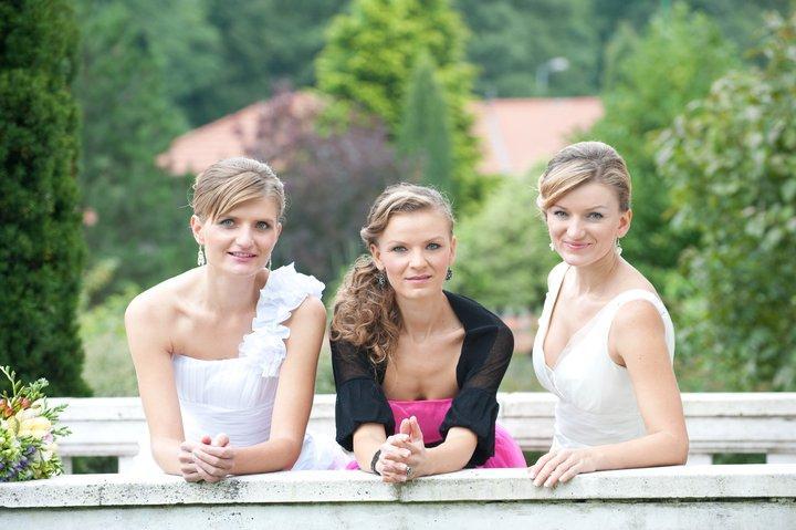 Lucka + Branko{{_AND_}}Janka + Michal - My tri pindruse