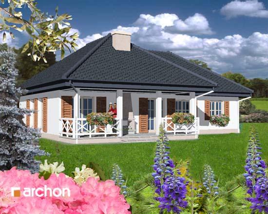 Moje milovane bungalovy - zariadenie, pôdorysy, rozloženie... - Velmi sa mi paci stlporadie, presne ako je to na tejto fotke
