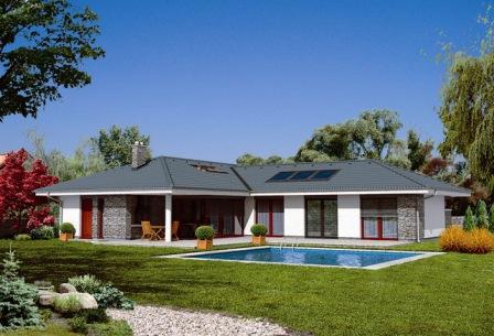Moje milovane bungalovy - zariadenie, pôdorysy, rozloženie... - Obrázok č. 4