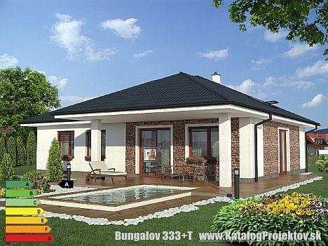 Moje milovane bungalovy - zariadenie, pôdorysy, rozloženie... - Obrázok č. 39