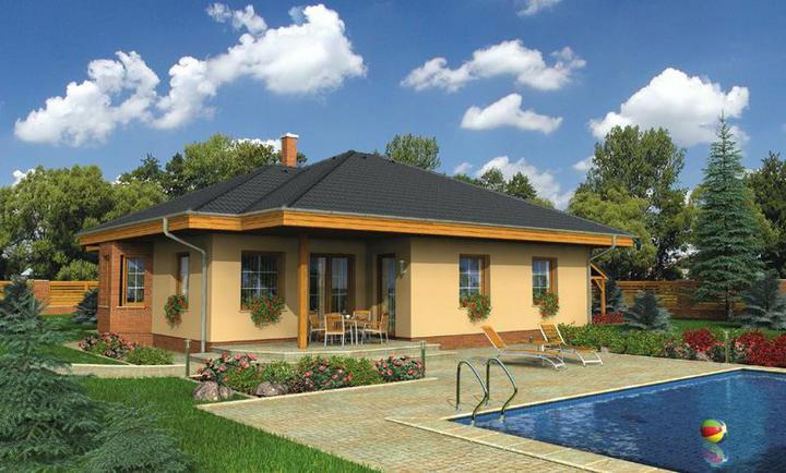 Moje milovane bungalovy - zariadenie, pôdorysy, rozloženie... - Obrázok č. 42