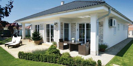 Moje milovane bungalovy - zariadenie, pôdorysy, rozloženie... - dlhé francúzske okná
