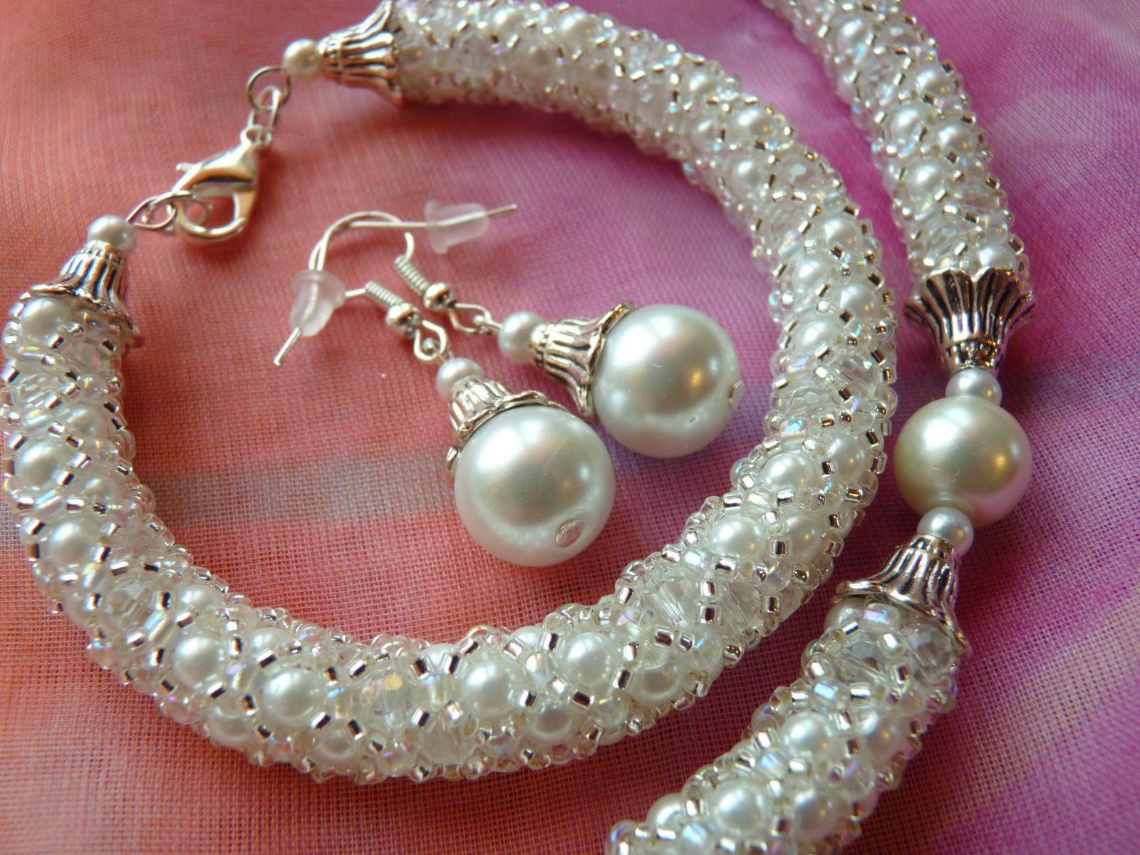 Originál spoločenský a svadobný šperk - Obrázok č. 19