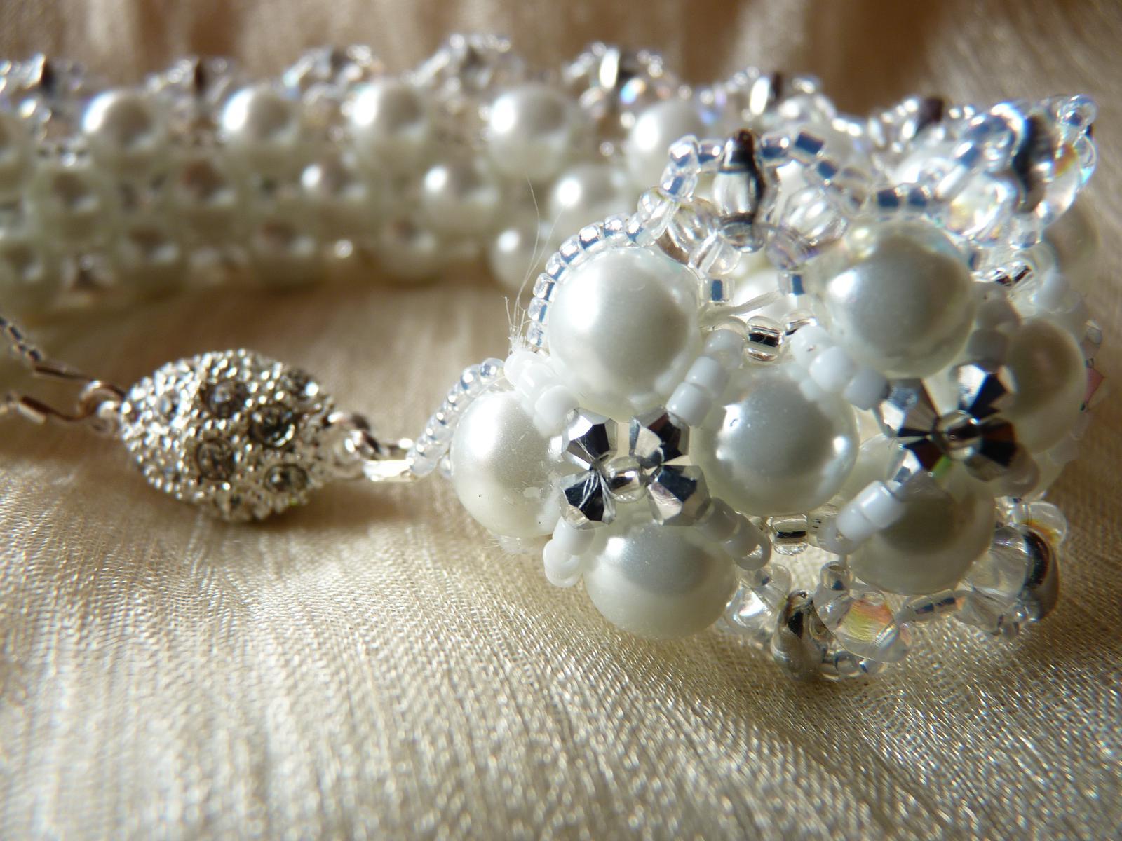 Originál spoločenský a svadobný šperk - Obrázok č. 4