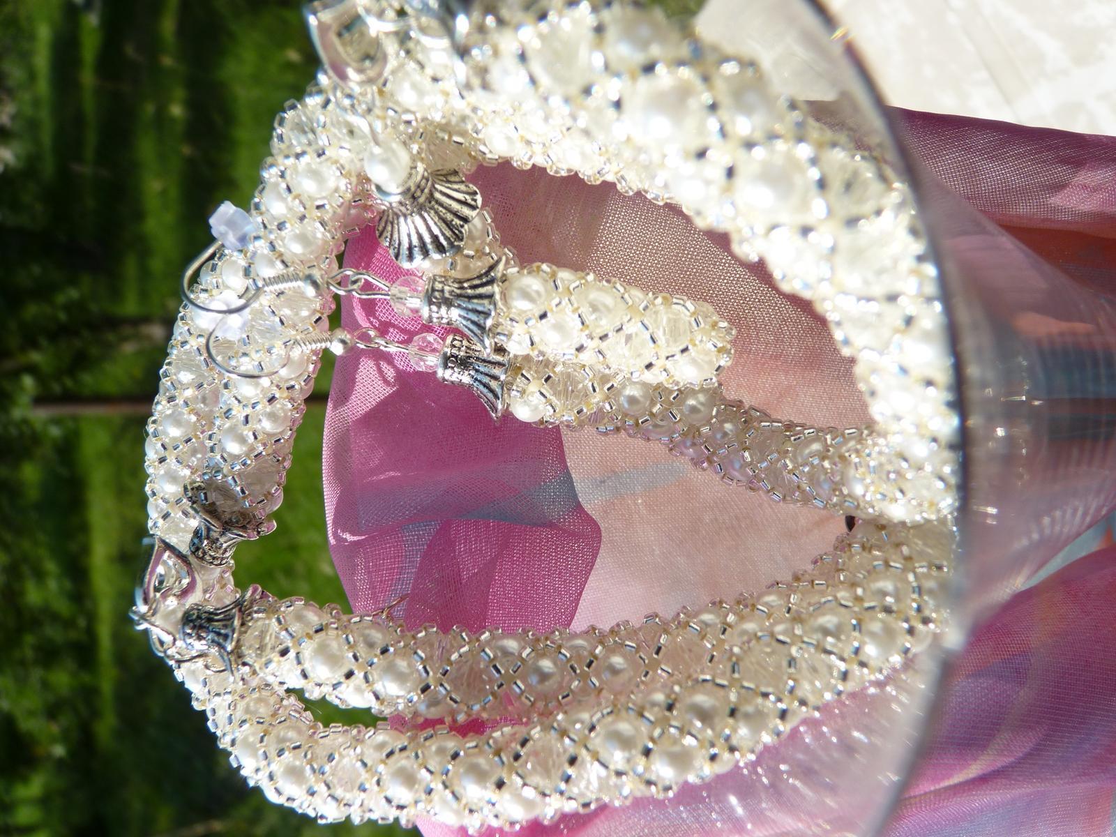 Originál spoločenský a svadobný šperk - Obrázok č. 18
