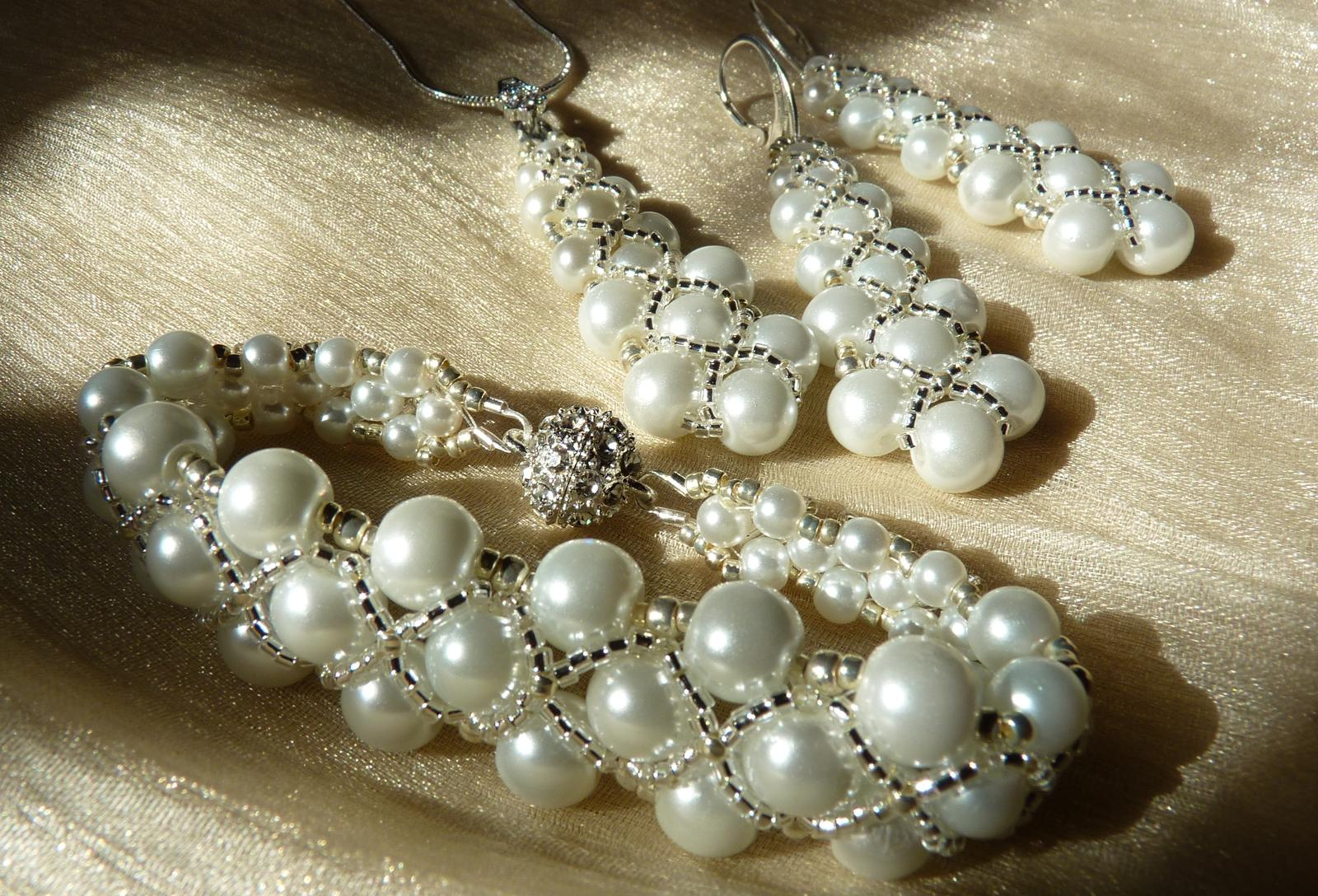 Originál spoločenský a svadobný šperk - Obrázok č. 6