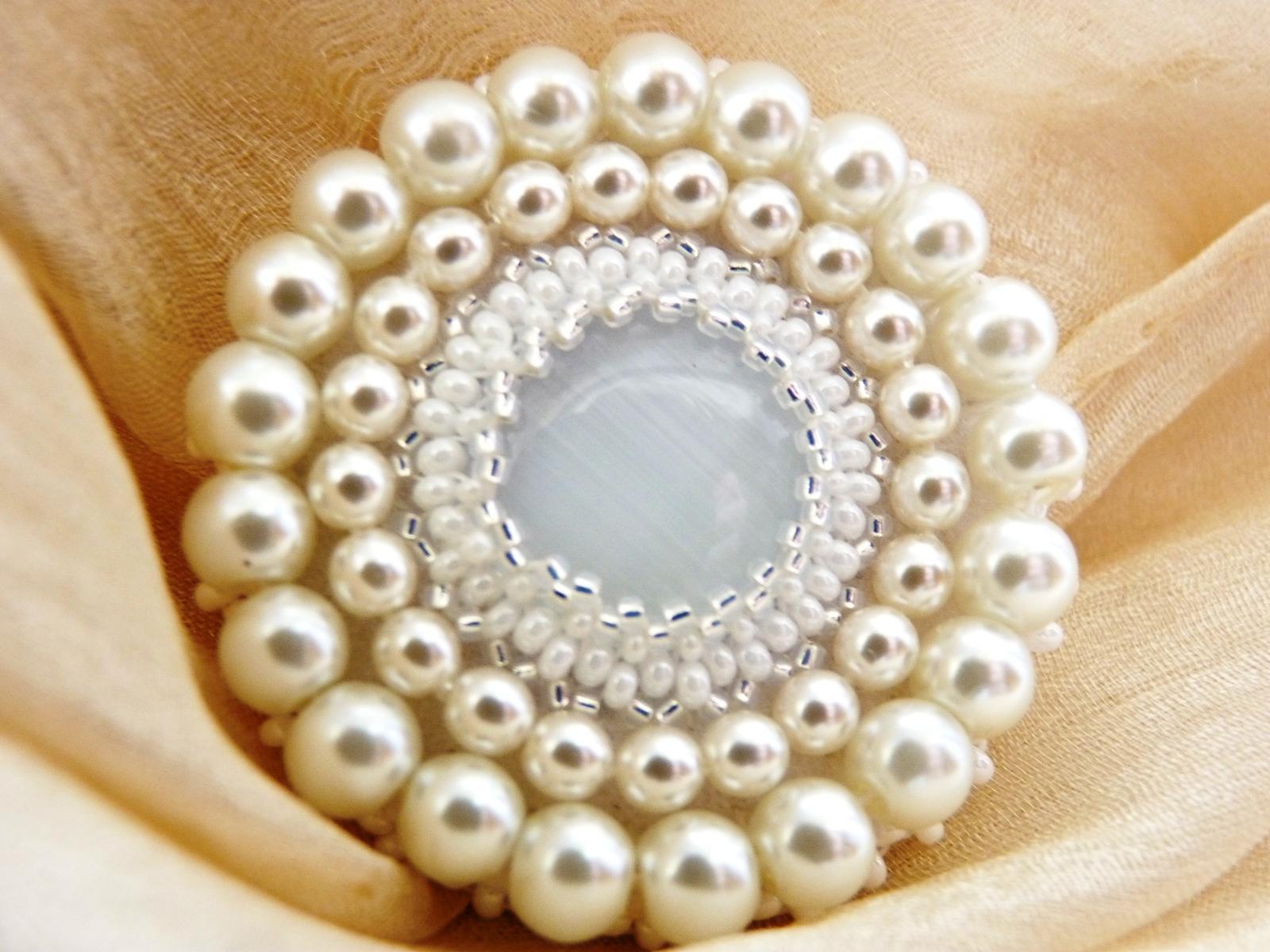Originál spoločenský a svadobný šperk - Obrázok č. 24