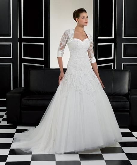 Svadobné šaty :) - Obrázok č. 7