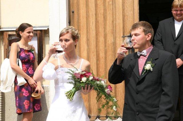 Manželský přípitek