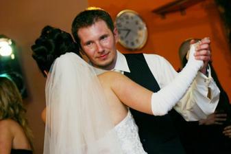 prvy mladomaželsky tanec