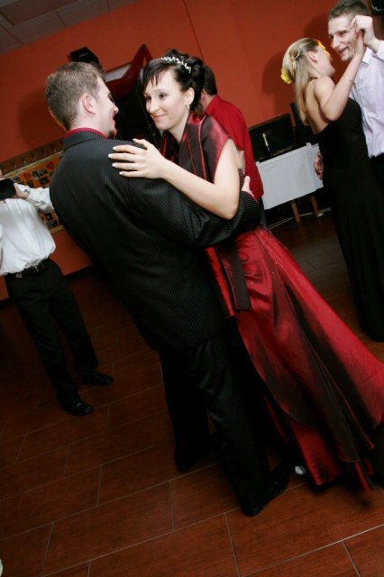 Posledný naš tanec novomanželia greploví
