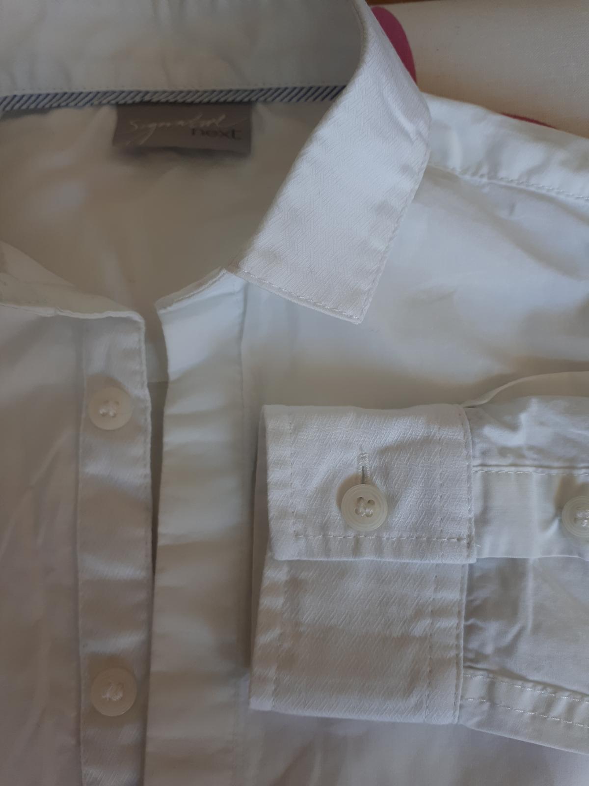 Košeľa Next - Obrázok č. 2