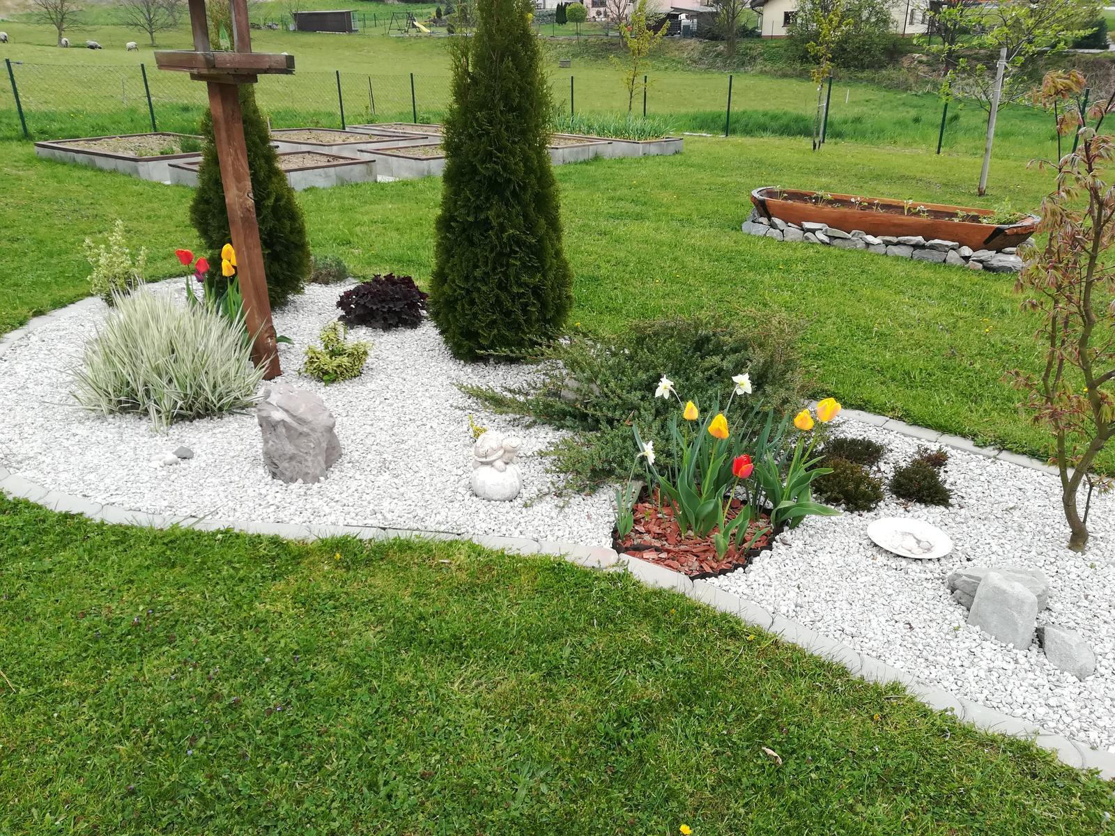 Budujeme zahradu, jak jde čas, - Obrázok č. 69
