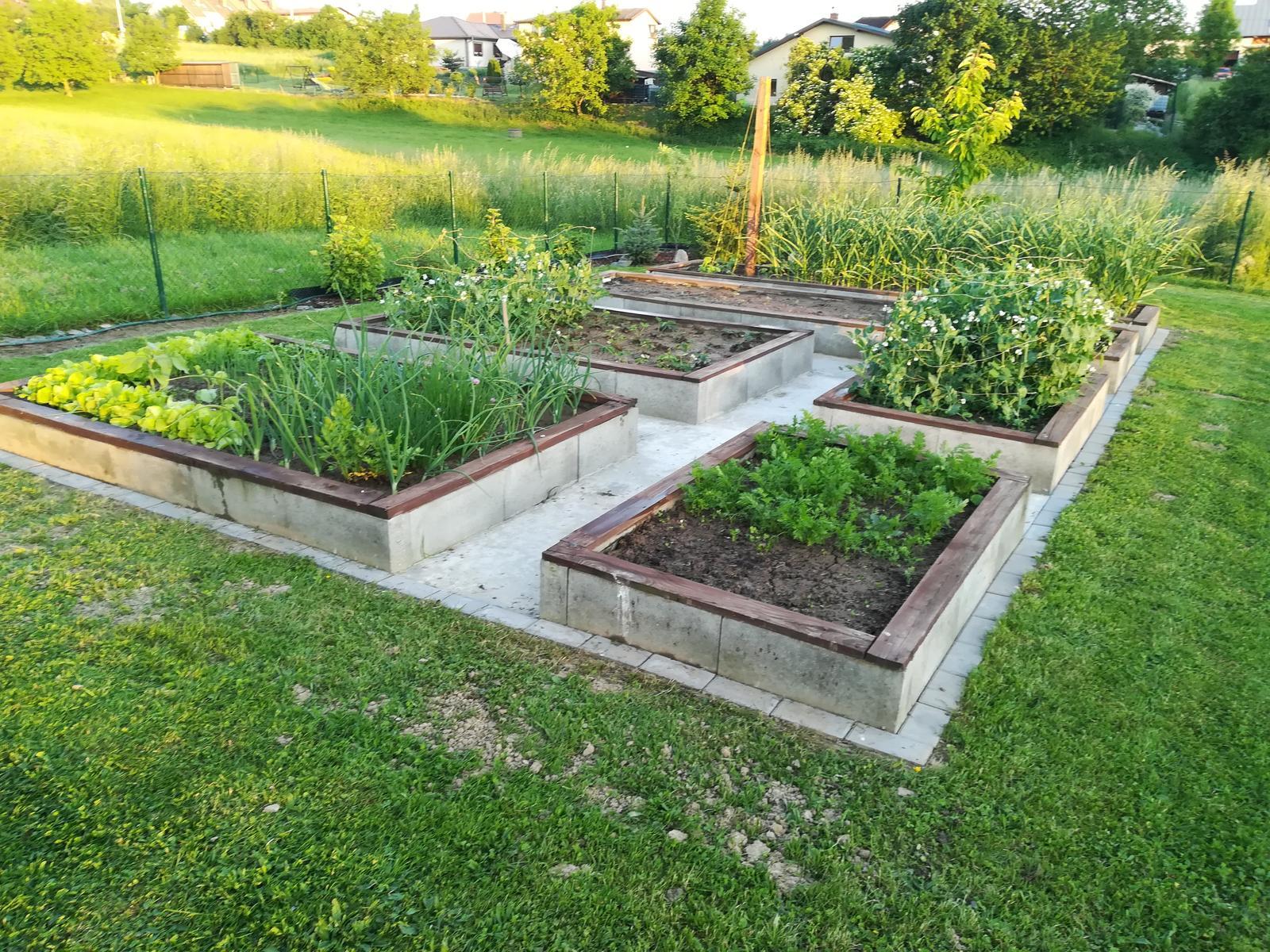 Budujeme zahradu, jak jde čas, - Obrázok č. 96