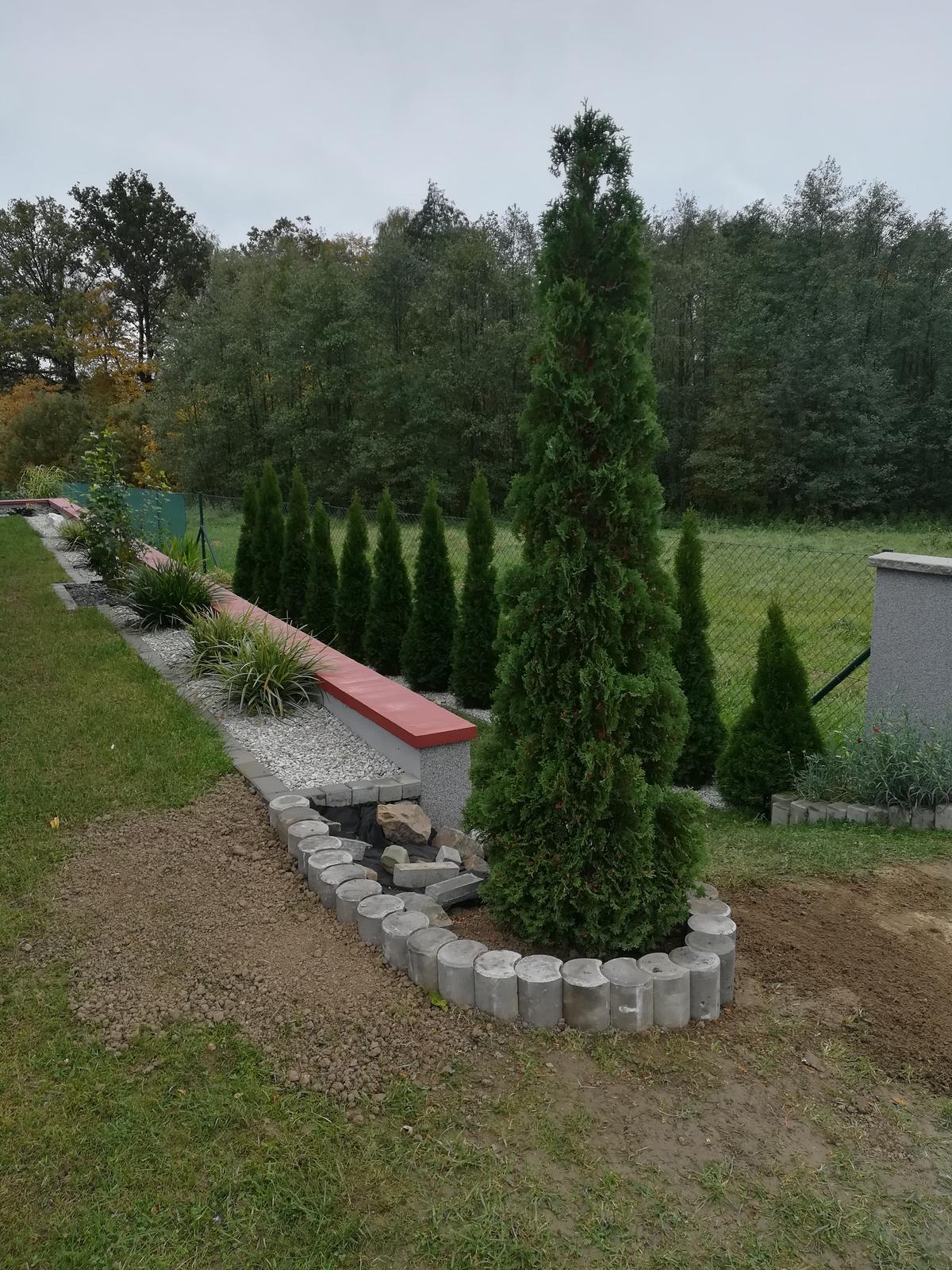 Budujeme zahradu, jak jde čas, - Obrázok č. 153