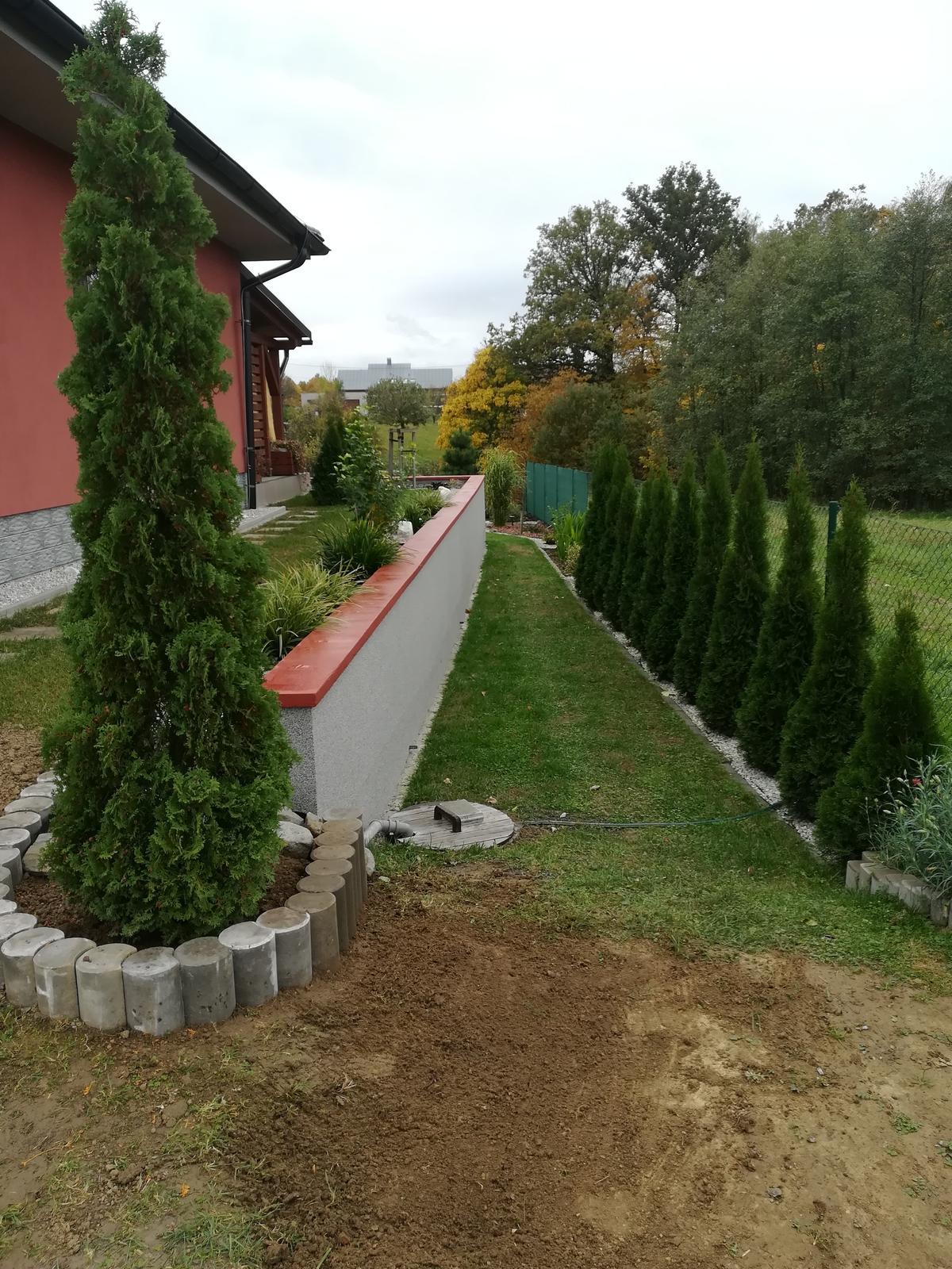 Budujeme zahradu, jak jde čas, - Obrázok č. 154