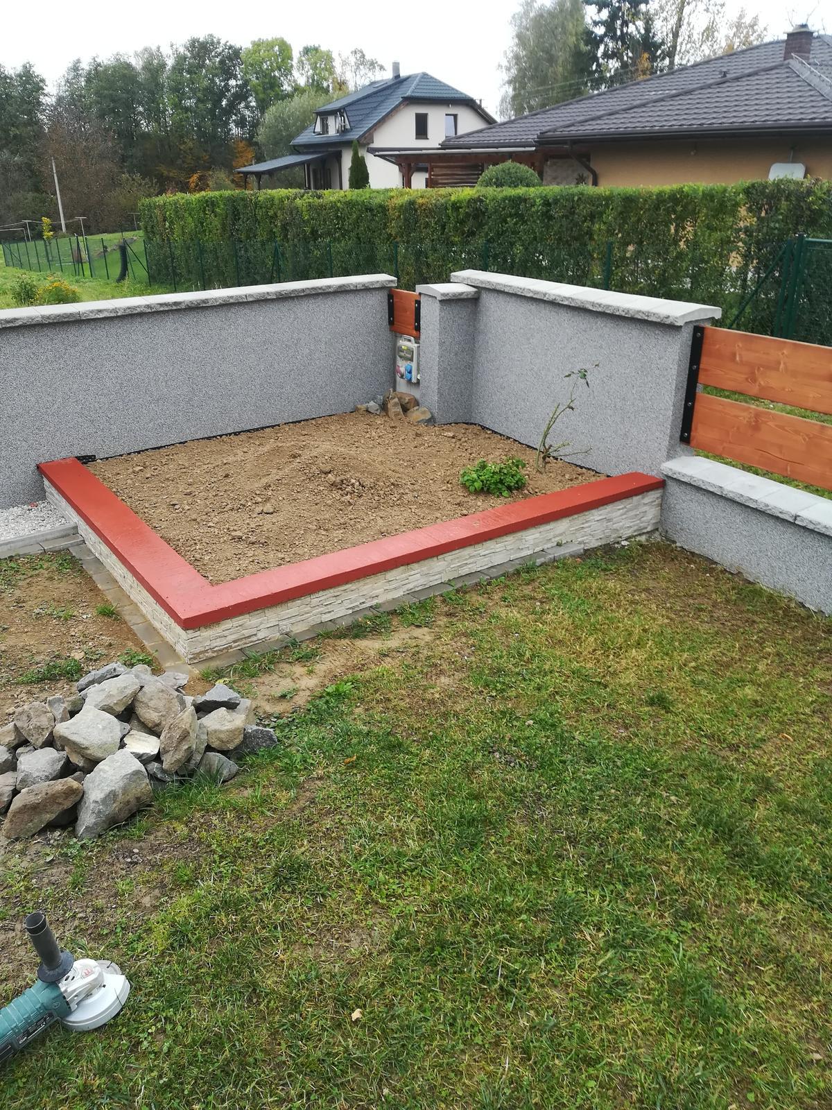 Budujeme zahradu, jak jde čas, - Obrázok č. 155
