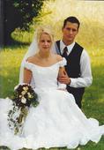 Svatební šaty s bohatou vlečkou,St.Patrick, 38