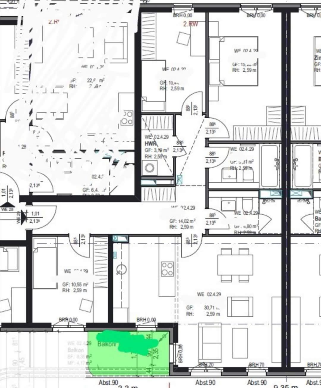 Náš nový byt v novostavbě - Obrázek č. 2