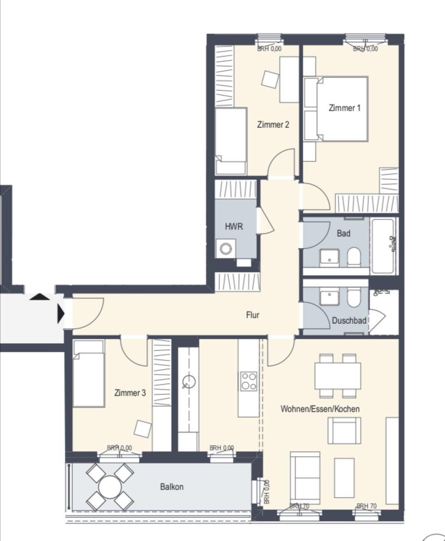 Náš nový byt v novostavbě