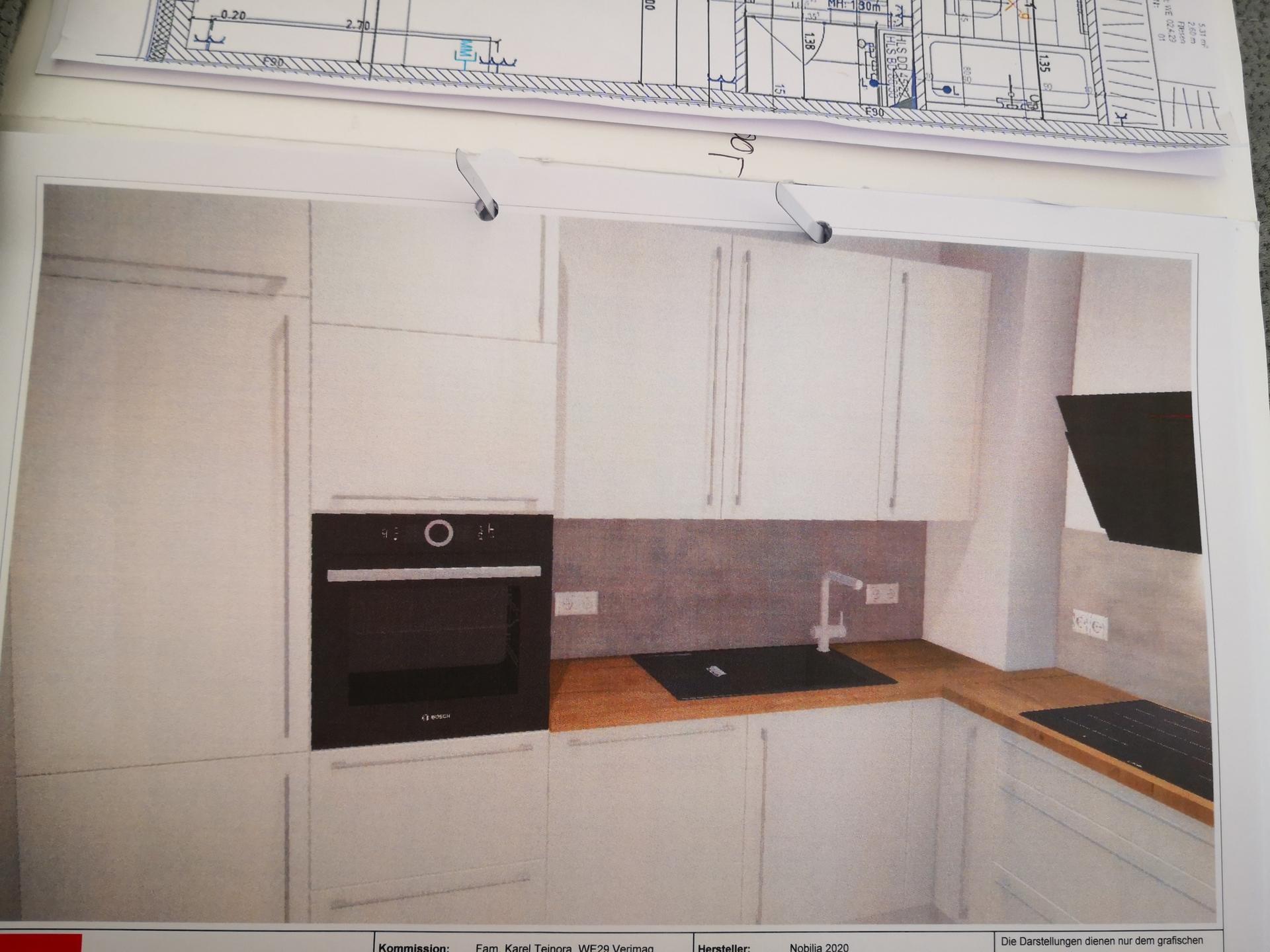 Náš nový byt v novostavbě - Obrázek č. 22