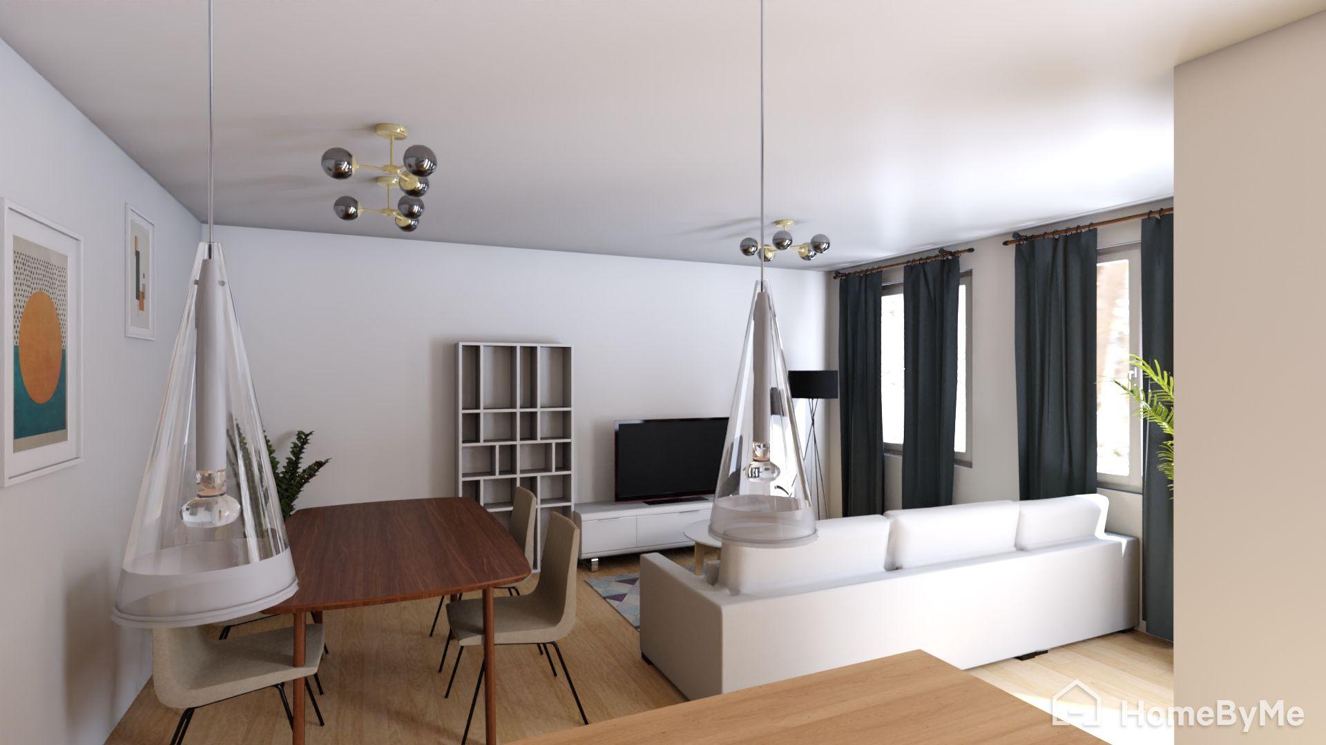 Náš nový byt v novostavbě - Zkoušela jsem, jak se vejdeme :D