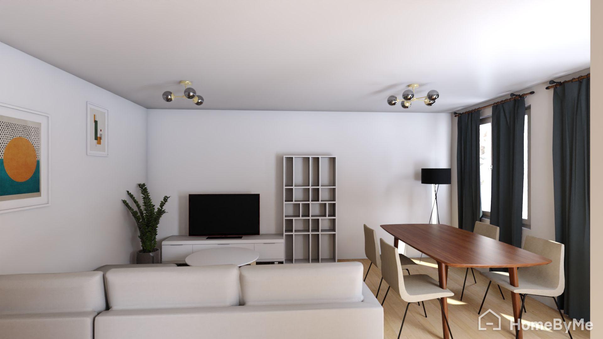 Náš nový byt v novostavbě - no,  nic moc