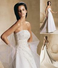 Další z krásných šatů, jak si má někdo z takové nabídky vybrat :-)