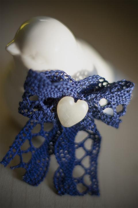 peter_a_lucia - Modré svadobné pierka