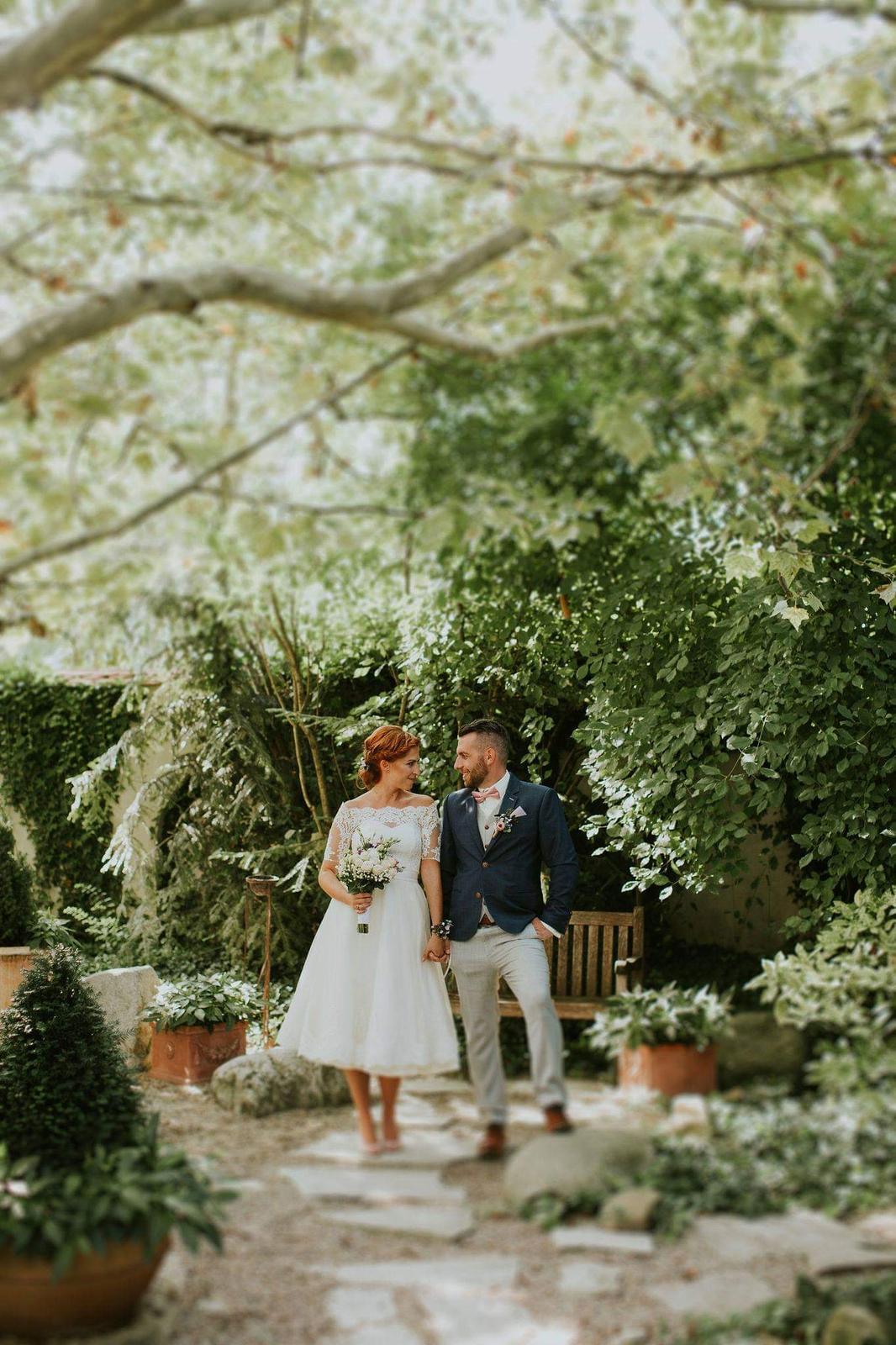 Janka & Ivan a ich svadobný outfit ❤ - Obrázok č. 1