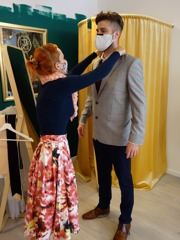 Ako prebiehajú u nás skúšky oblekov - Obrázok č. 3