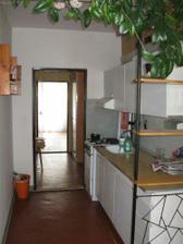 kuchyňa,prechod sme zrušili a zmenili polohu kuchyne