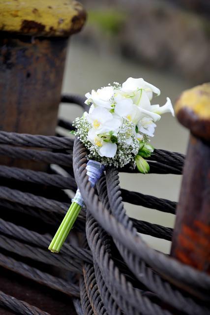 Svadba nebeská - kytička