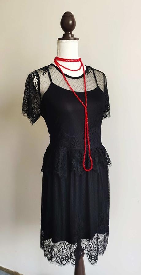 Šaty ve stylu 20. let - Obrázek č. 1