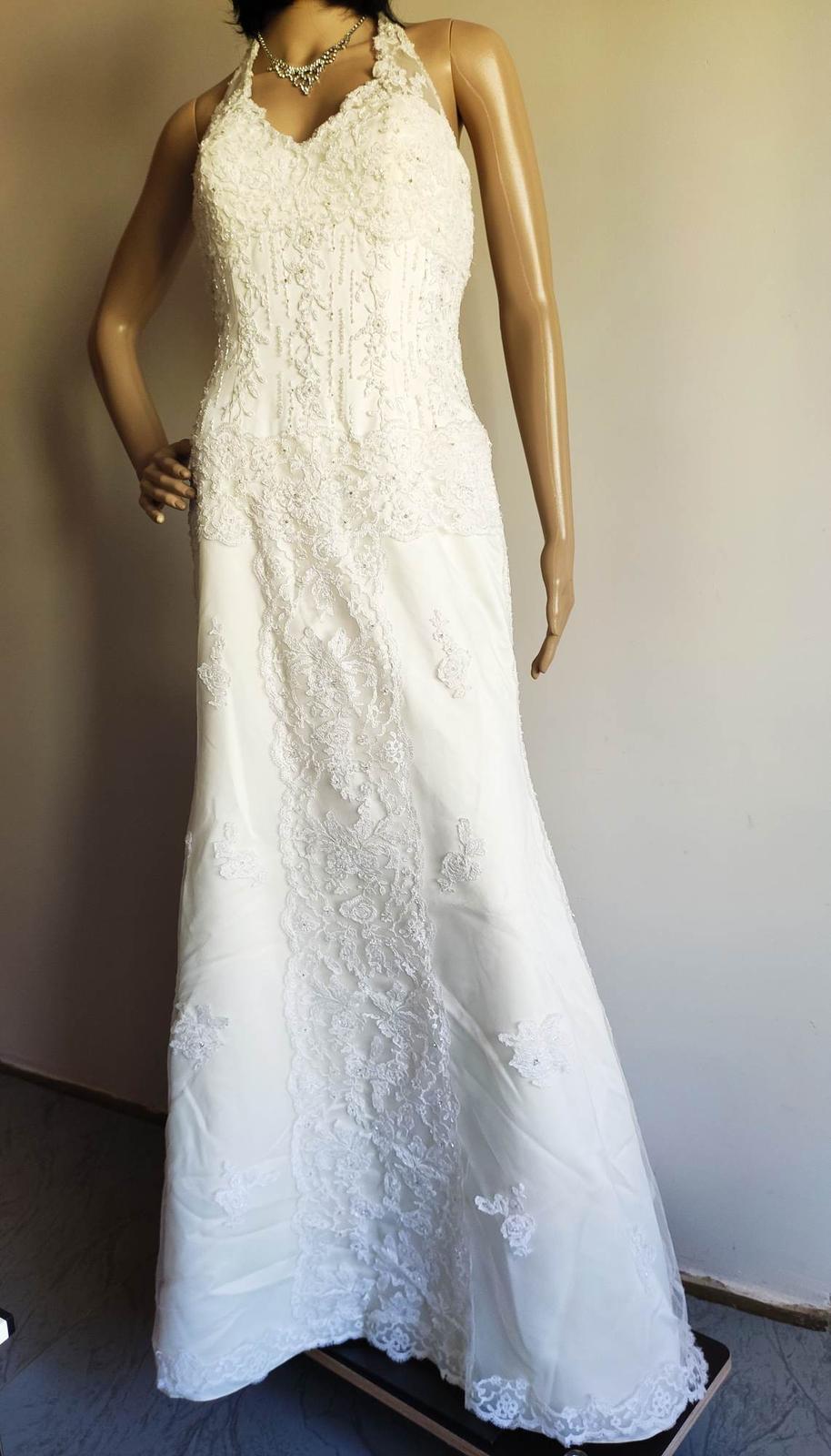 Svatební šaty La Sposa Sion vel. 36 - Obrázek č. 1