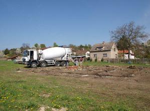 ..betonování.. 15042009