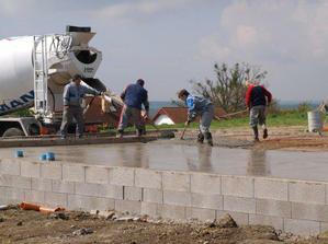 ..betonování.. 23042009