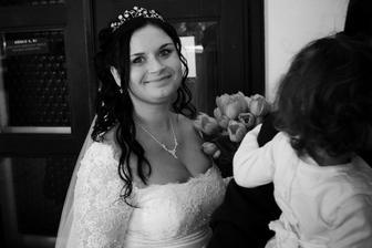 Portréty nevěsty...