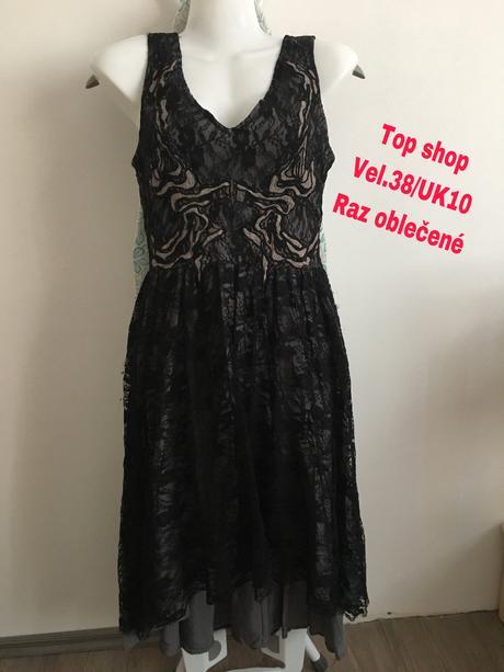 šaty Topshop - Obrázok č. 1