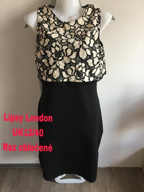 šaty Lipsy London - Obrázok č. 1
