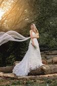 Svatební šaty Pronovias, model Setubal, 40