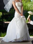 Svadobné šaty zn. Colette 36/40, 36