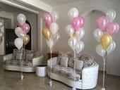 Fúkanie balónov héliom,