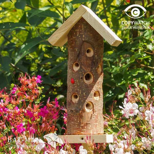 Pár domčekov pre hmyz a ježkov. 🐞🐝🐛🦋🦔🦔 - Obrázok č. 3