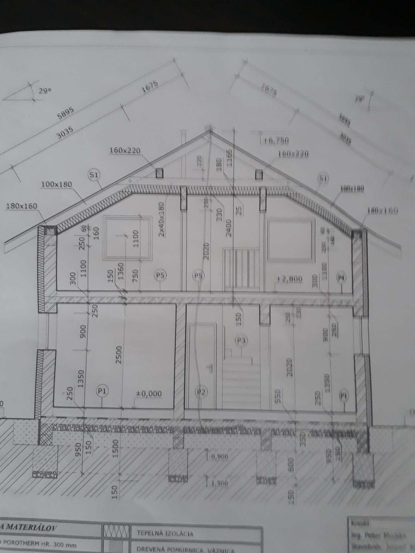 Ahojte. Takze my ideme formou kupy novostavby, zacinajucej sa stavat v aprili 2021. Projekt je dany, no vyber materialu je na nas a kazdy krok budeme konzultovat. Je to vlastne firma, ktora urobi vsetko a do akeho stadia chceme (holodom/hotovy na byvanie okrem nabytku teda). So stavbou uz zaciname zit a velmi sa tesime. Domcek bude na Kysuciach 🙂 Jana - Obrázok č. 1