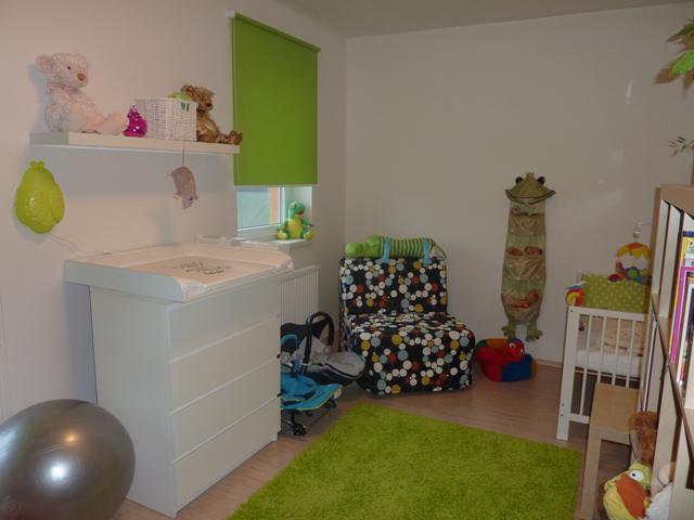 Čokoládový byt - dětský pokoj
